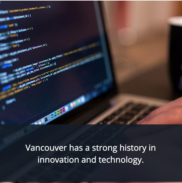 Vancouver Technology & Innovation