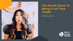 Emma Choo, Vancouver Foodie